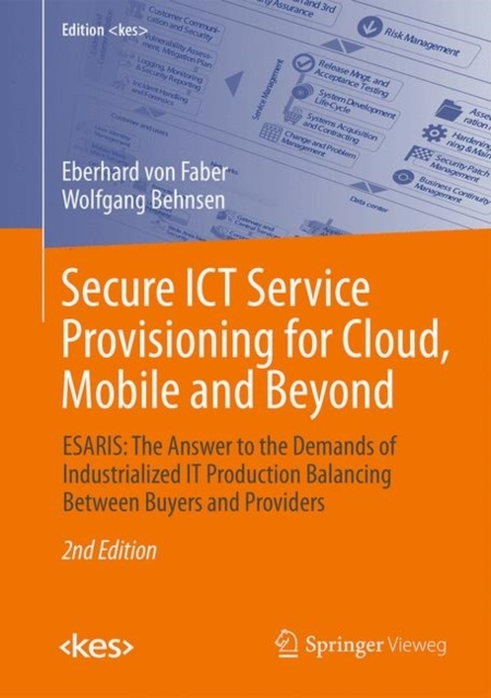 Secure ICT Service Provisioning for Clou