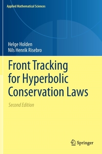 Front Tracking for Hyperbolic Conservati