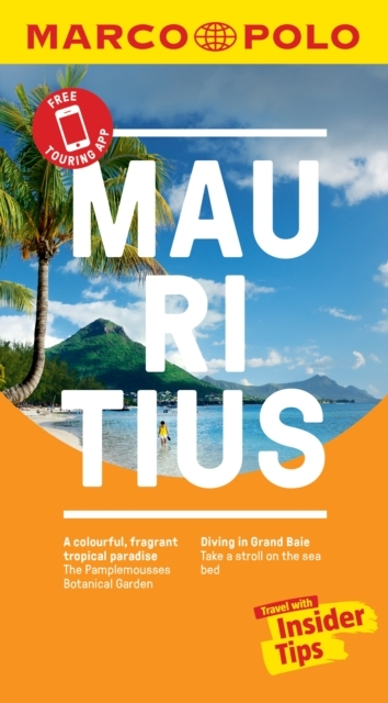 Mauritius Marco Polo Pocket Travel Guide