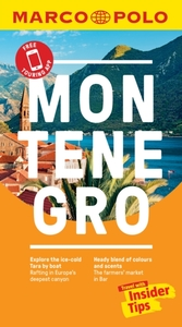 Montenegro Marco Polo Pocket Travel Guid