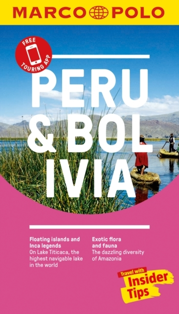Peru and Bolivia Marco Polo Pocket Trave