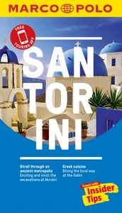 Santorini Marco Polo Pocket Travel Guide