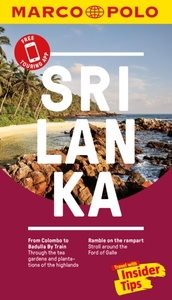 Sri Lanka Marco Polo Pocket Travel Guide
