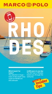 Rhodes Marco Polo Pocket Travel Guide 20