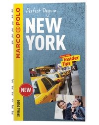 New York Marco Polo Travel Guide - with