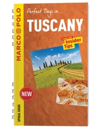Tuscany Marco Polo Travel Guide - with p