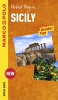 Sicily Marco Polo Travel Guide - with pu