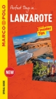 Lanzarote Marco Polo Travel Guide - with
