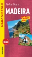 Madeira Marco Polo Travel Guide - with p