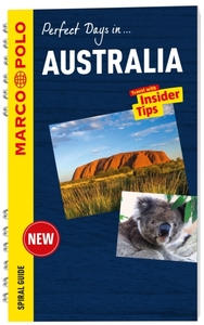 Australia Marco Polo Travel Guide - with
