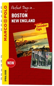 Boston Marco Polo Travel Guide - with pu