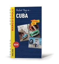 Cuba Marco Polo Travel Guide - with pull