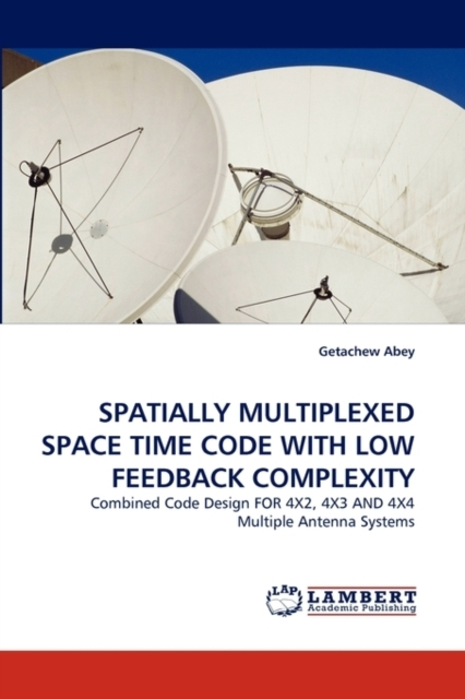 Spatially Multiplexed Space Time Code wi