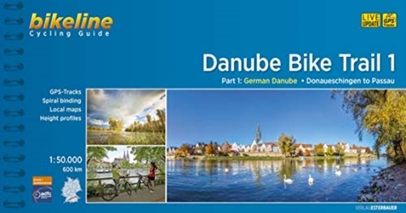 DANUBE BIKE TRAIL 1 DONAUESCHINGEN TO PA