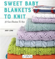 Sweet Baby Blankets to Knit