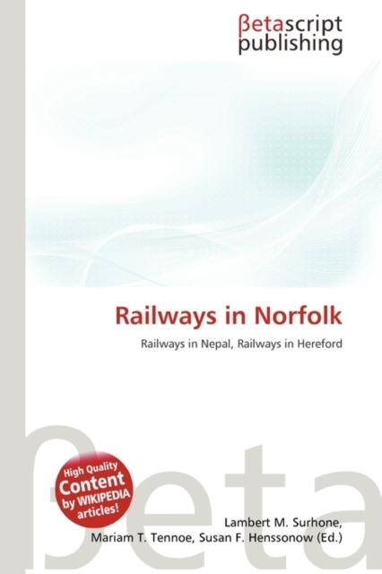Railways in Norfolk