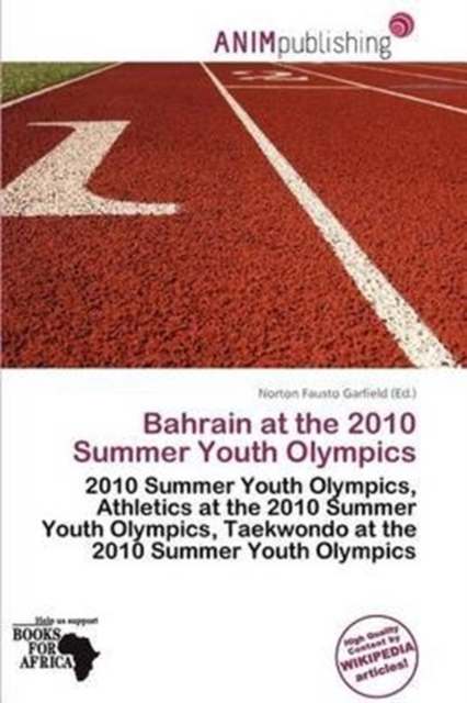 Bahrain at the 2010 Summer Youth Olympic