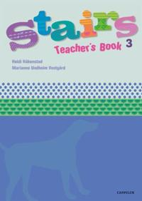 Stairs 3: teacher's book