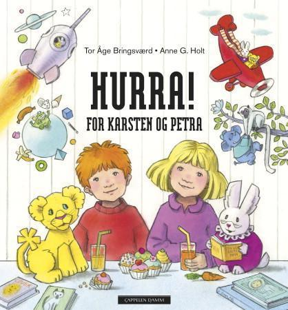 Hurra! for Karsten og Petra