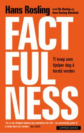 Factfulness, boktips fra Black Friday