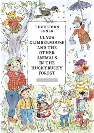 Claus Climbermouse and the other animals