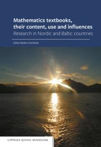 Mathematics textbooks, their content, us: research in Nordic and Baltic countries
