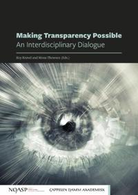 Making transparency possible: an interdisciplinary dialogue