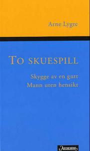 To skuespill