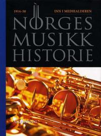 Norges musikkhistorie. Bd. 2: 1814-70
