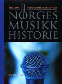 Norges musikkhistorie. Bd. 5: 1950-2000