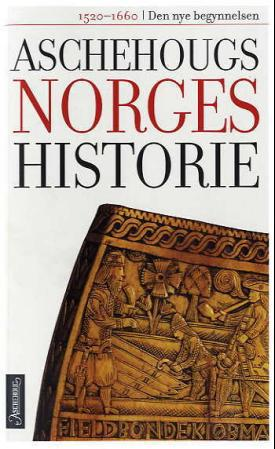 Aschehougs norgeshistorie. Bd. 1-12