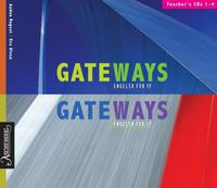 Gateways: teatcher's CDs 1-4