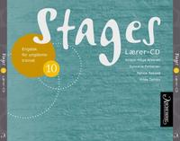 Stages 10: lærer-CD