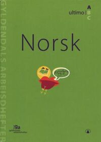 Norsk: ultimo A