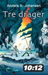 Tre drager