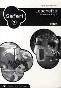 Safari 7: fasit