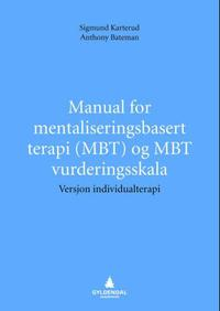 Manual for mentaliseringsbasert terapi (