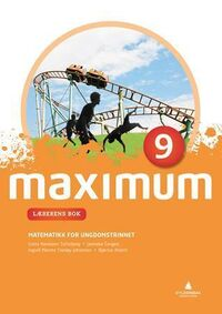 Maximum 9: lærerens bok