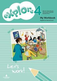 Explore 4: my workbook