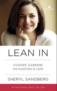 Lean in: kvinner, karriere og kunsten å lede