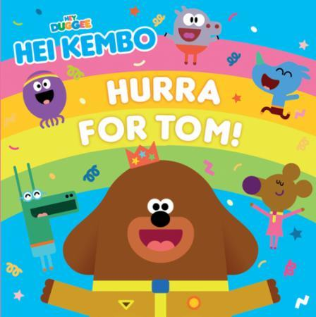 Hurra for Tom!