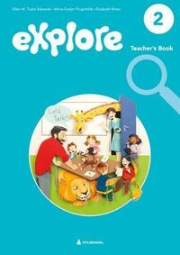 Explore 2, 2. utg.: Teacher's book