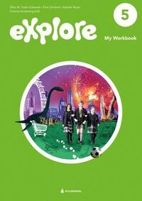 Explore 5, 2. utg.: My workbook