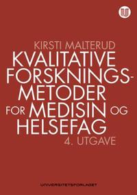 Kvalitative forskningsmetoder for medisi
