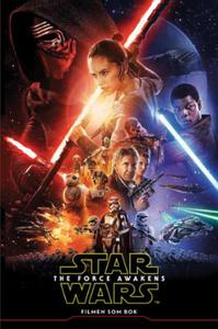 WD Star Wars - The force awakens - filme