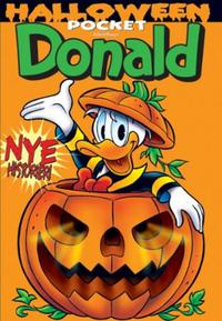 Donald: halloween pocket 2017