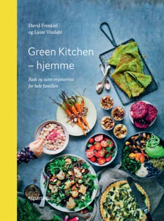 Green kitchen - hjemme