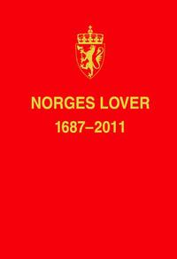 Norges lover 1687-2011