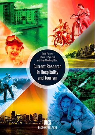 Current research in hospitality and tour