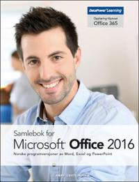 Samlebok for Microsoft Office 2016
